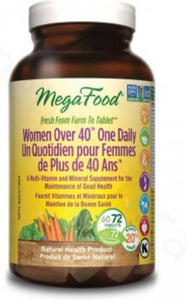 MEGAFOOD Women Over 40 One Daily (72 tabs)