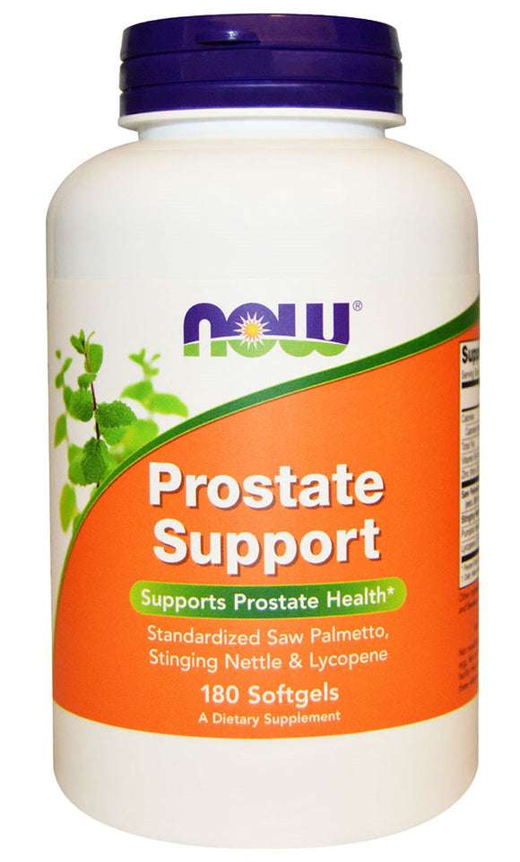 NOW Prostate Support (180 Sgels)