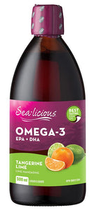 SEA-LICIOUS Tangerine Lime (500 ml)