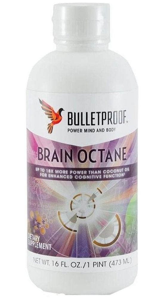 BULLETPROOF Brain Octane Oil  (473 ml)