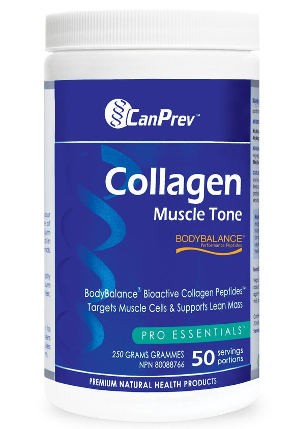 CANPREV Collagen Muscle Tone Powder (250 gr)