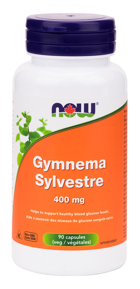 NOW Gymnema Sylvestre (400 mg - 90 caps)