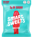 Smart Sweets Plant-Based Low Sugar Sweet Fish - 50g
