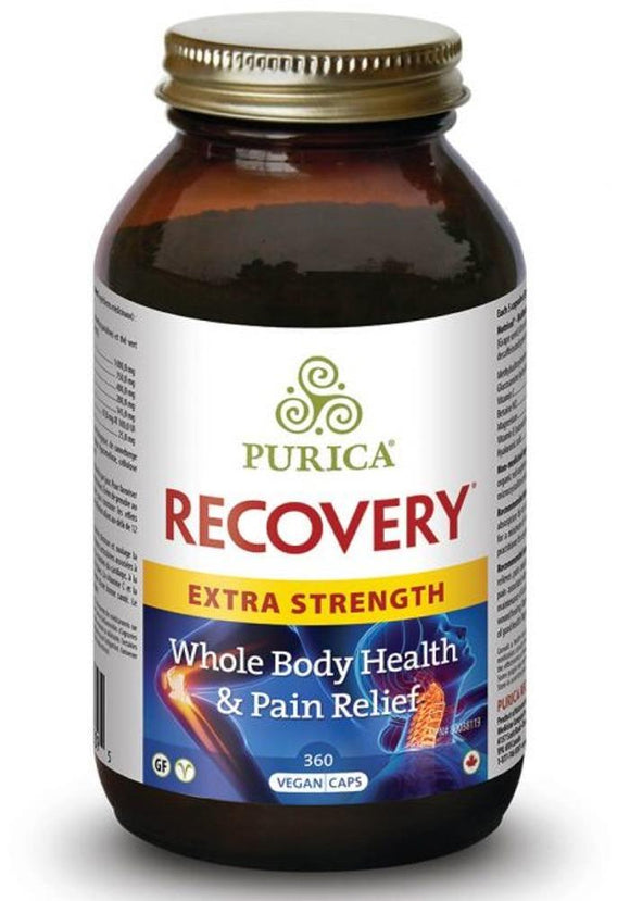 PURICA Recovery Extra Strenght 360 Caps