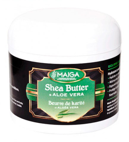 Maiga Shea Butter and Aloe Vera - 118ml