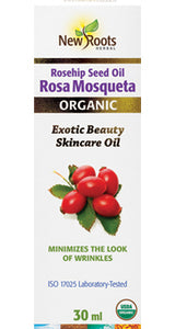 New Roots Rosehip Seed Oil Rosa Mosqueta - 30ml