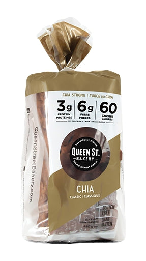 Queen St. Bakery Chia Classic Loaf