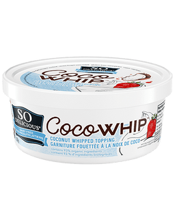 So Delicious Cocowhip Coconut Whipped Topping