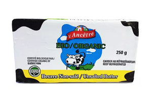 L'Ancetre Cheese Organic Unsalted Cheese (Frozen)