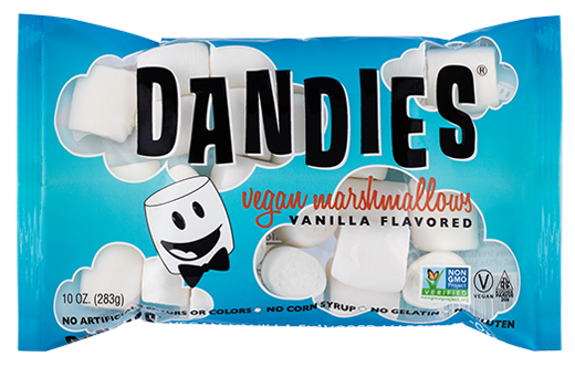 Dandies Vegan Vanilla Marshmallows - 283g