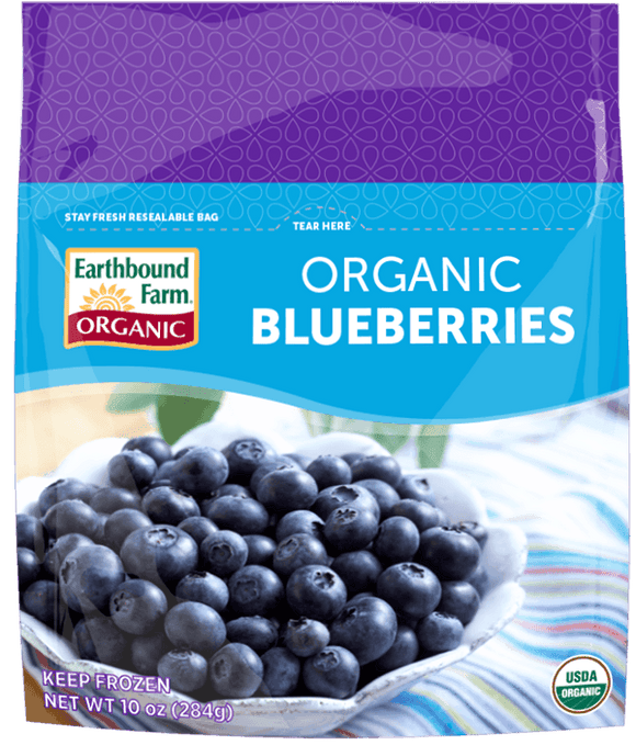 Earthbound Farm Organic Frozen Organic Blueberries