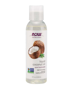 Now Solutions - Liquid Coconut Oil Pure Fractionated