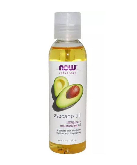 Now Solutions - Avocado Oil - 118ml