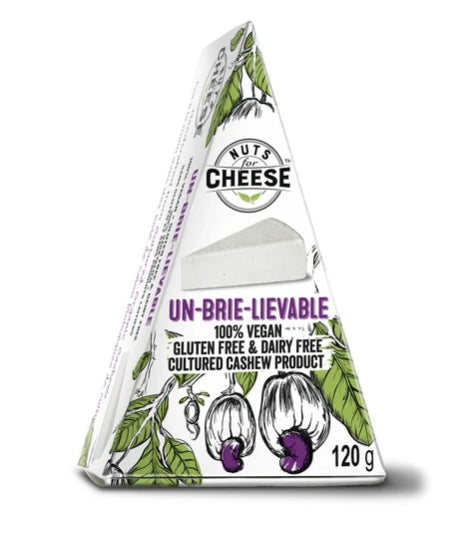Nuts for Cheese Un-Brie-Lievable 120g