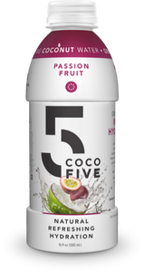 Coco5 Passion Fruit Coconut Water