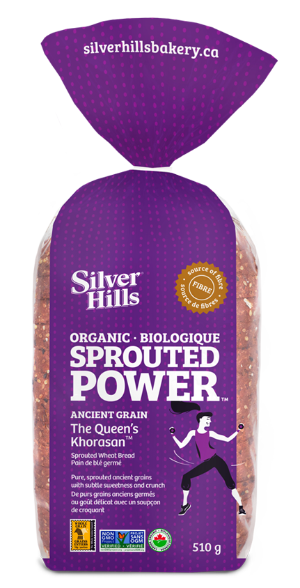 Silver Hills Sprouted Organic Ancient Grain The Queen's Khorasan