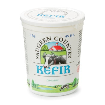 Saugeen Country Organic Plain Kefir