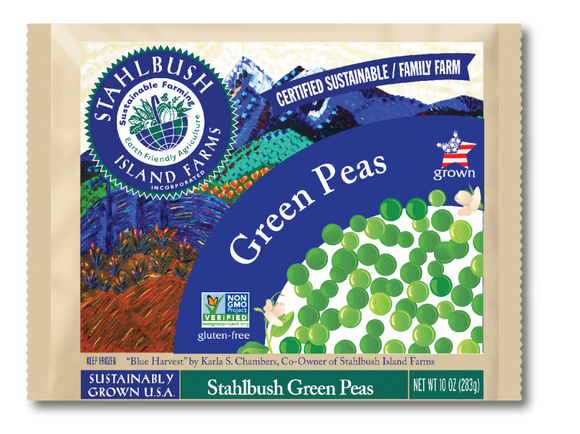 Stahlbush Island Farms Green Peas