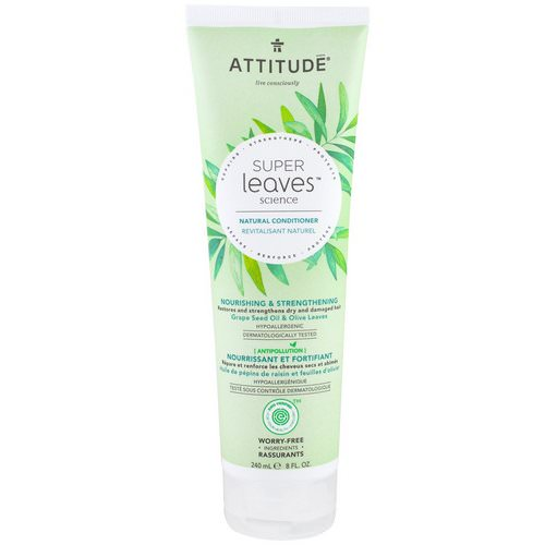 Attitude - Conditioner Nourishing & Strengthening