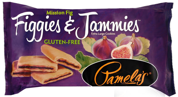 Pamela's Figgies & Jammies - Mission Fig - 255g