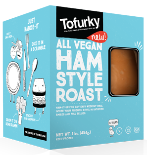 Tofurky Plant-Based Everyday Ham Roast