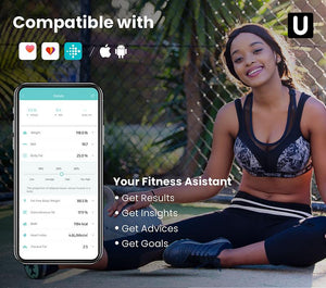Ugramo Fit | Smart Body Scale