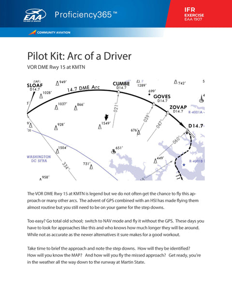 Arc of a Driver