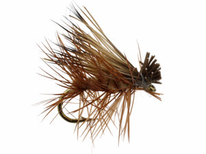 Elk Hair Caddis Fly Pattern | Wild Water Fly Fishing