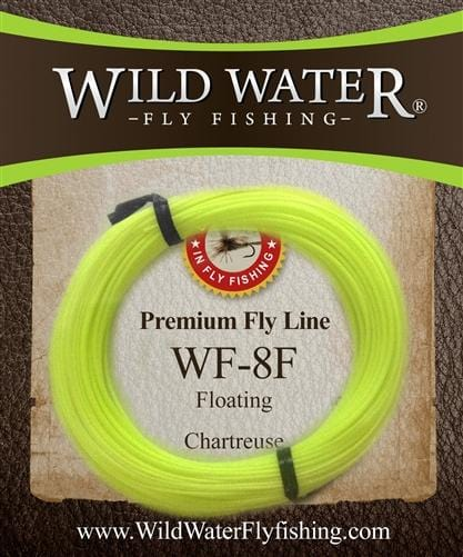 Weight Forward 8 Floating Fly Line - Wild Water Fly Fishing