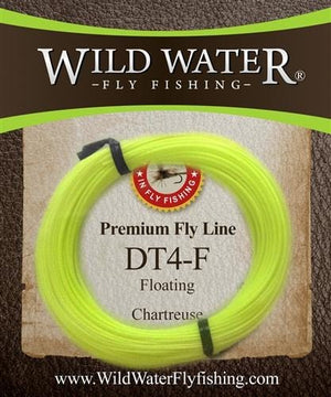 4 Weight Double Taper Fly Line | Wild Water Fly Fishing