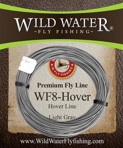 Weight Forward 8 Hover Fly Line - Wild Water Fly Fishing