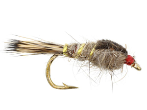 Gold Ribbed Hare's Ear Nymph | Wild Water Fly Fishing