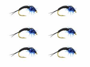 Blue Estaz Steelhead Fly | Wild Water Fly Fishing