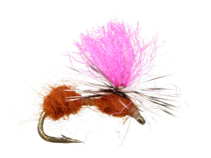 Mobile Ant Dry Fly Pattern | Wild Water Fly Fishing