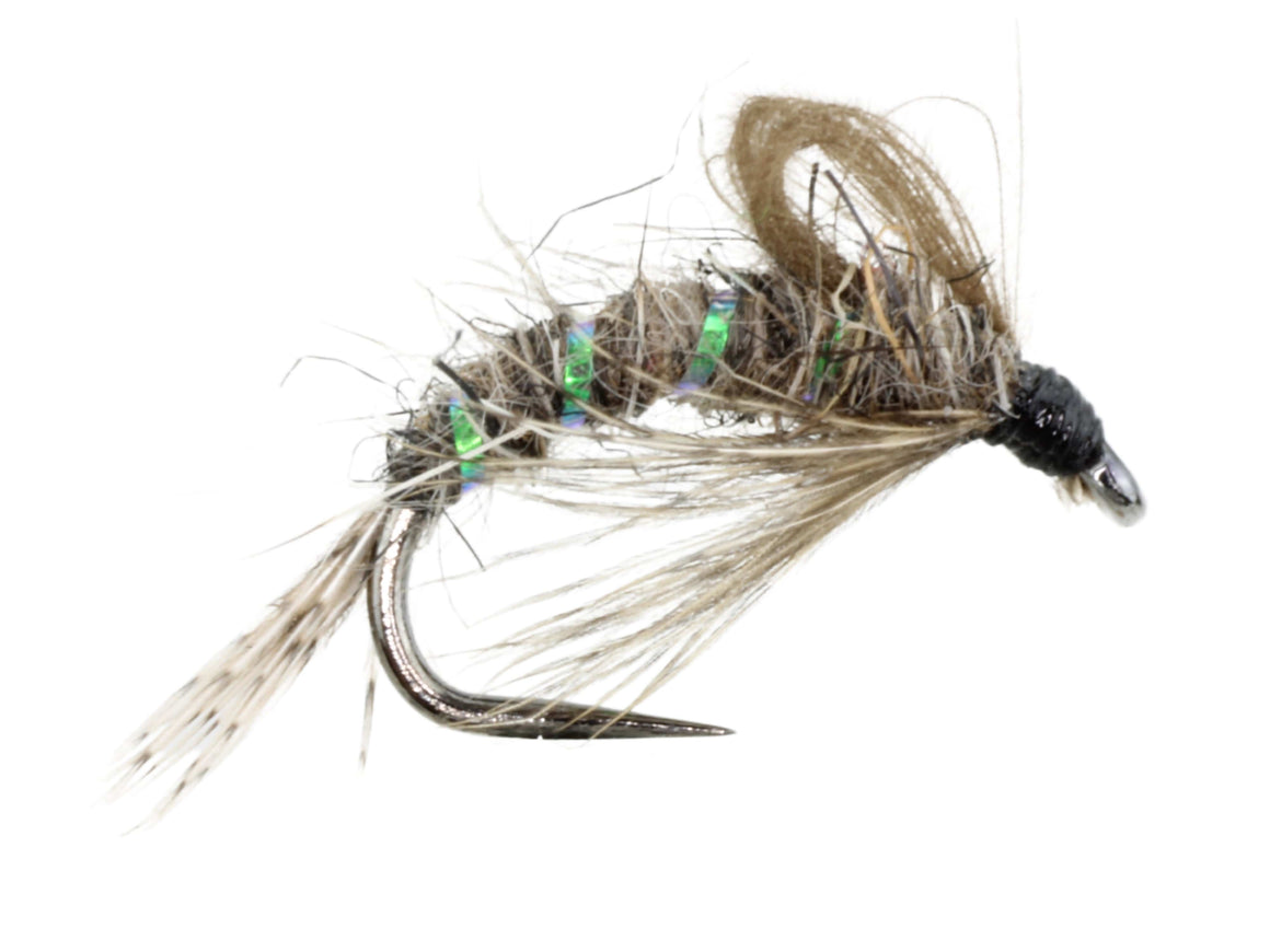 Blue Wing Olive Dry Fly Pattern | Wild Water Fly Fishing