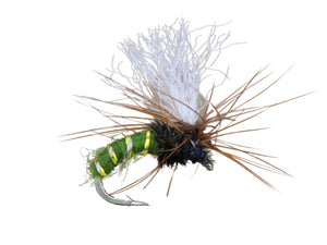 Olive Klinkhammer Fly | Wild Water Fly Fishing