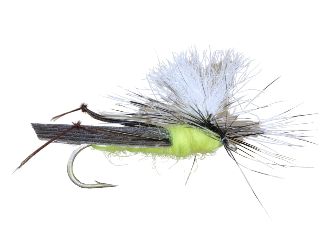 Parachute Hopper Dry Fly Pattern | Wild Water Fly Fishing