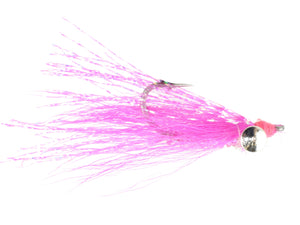 Pink Crazy Charlie Fly | Wild Water Fly Fishing