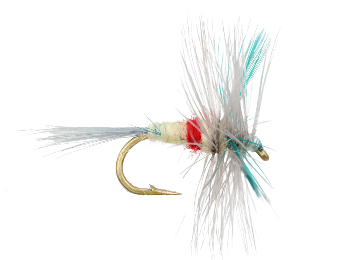 Sherry Spinner Dry Fly Pattern | Wild Water Fly Fishing