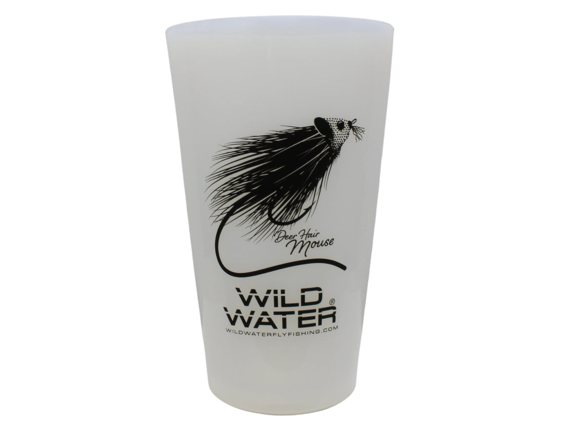 Silicone Pint Glass | Wild Water Fly Fishing