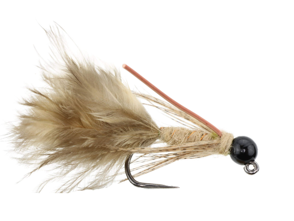 Tungsten Bead Head Wooly Bugger Fly | Wild Water Fly Fishing