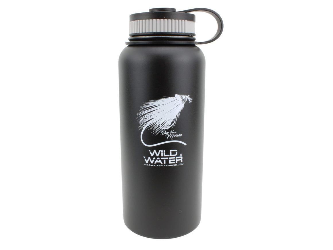 Stainless Steel Insulated Water Bottle 32 Ounces | Wild Water Fly Fishing