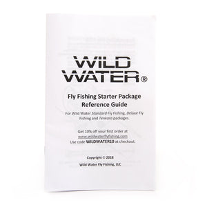 Wild Water Starter Package Booklet
