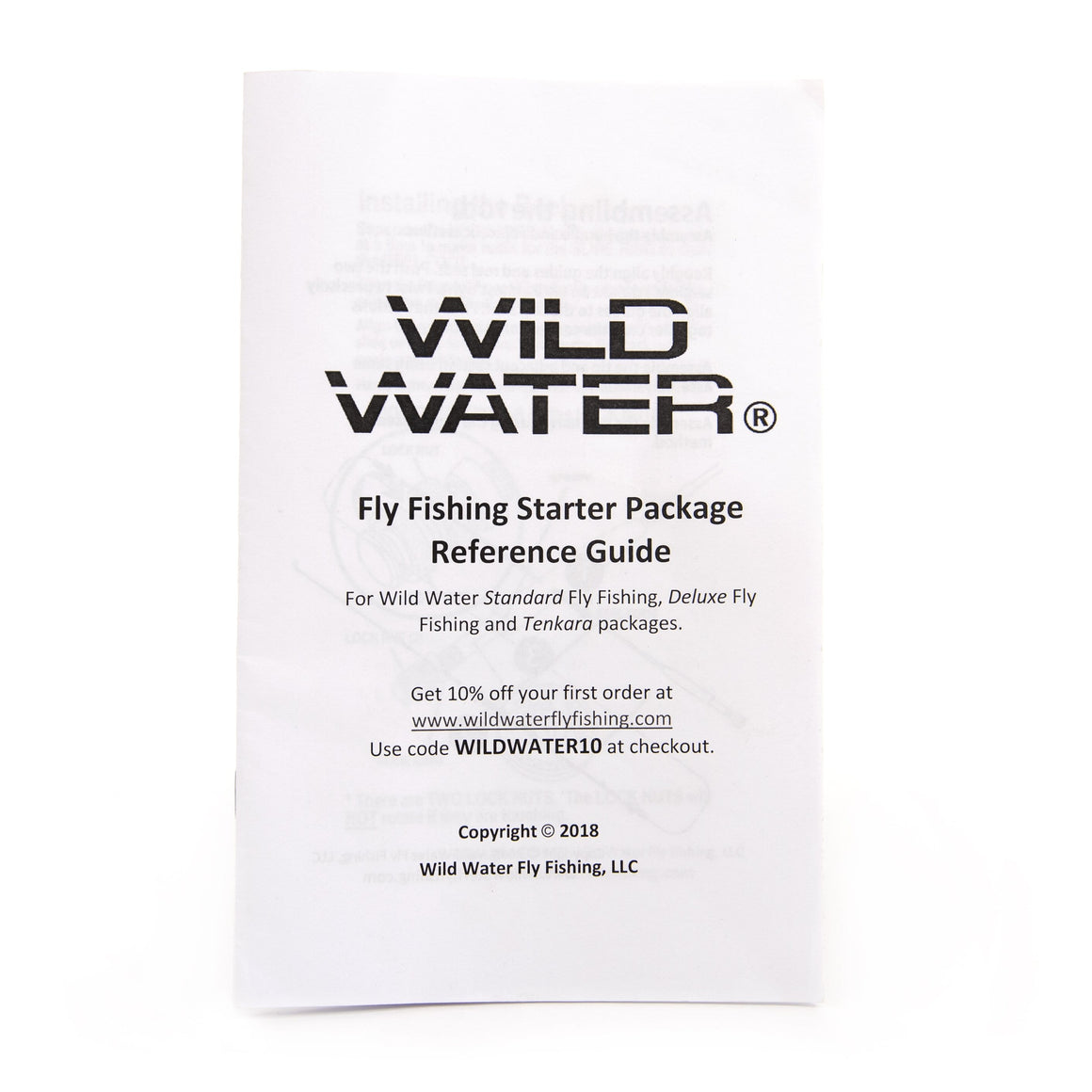 Starter Package Parts | Wild Water Fly Fishing