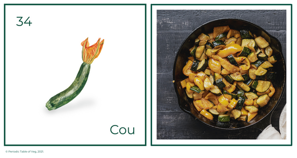 courgette illustration
