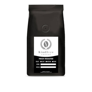 Dark Roast Espresso: Timor Single-Origin Coffee - KindBrew Coffee