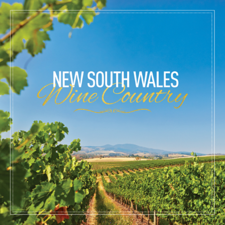 NSW Wine Country Book