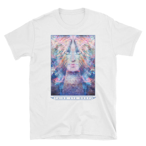 Light Goddess Window T-Shirt (White)