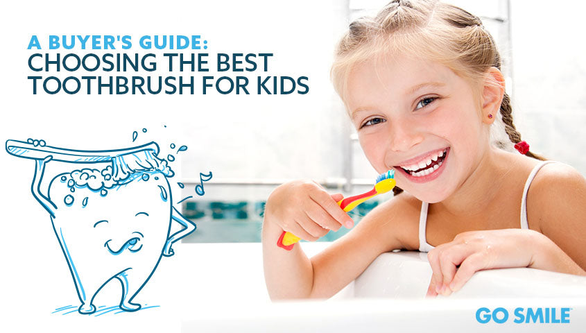 A Buyer's Guide Choosing the Best Toothbrush for Kids