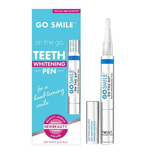 go smile teeth whitening pen